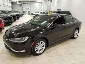 2016 Chrysler 200 Limited *NAV, CAMERA, BLUETOOTH, SIEGES CHAUFF