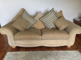 Three settees for sale. Can be sold individually if required