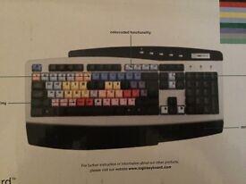 logickeyboard Avid