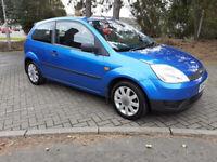 Ford FIESTA, VERY Low Miles, 3 month warranty, 3 month breakdown