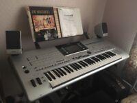 Tyros 4 Digital Workstation £1700 ONO (organ/keyboard)