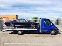 Fiat Ducato recovery truck