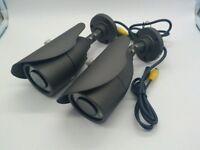 1000 TVL 960h cctv bullet camera X 2 (greybullet1)