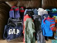 Baby boys clothes bundle 9-12months