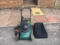 Gardenline electric lawnmower
