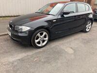 ,BMW 116D SPORT 2010 5DOOR 2 OWNERS