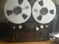 Tascam TSR8 8 Track Reel to Reel Analogue Recorder