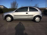 Vauxhall Corsa Life 2004 78000 Miles.. Bargain priced to sell
