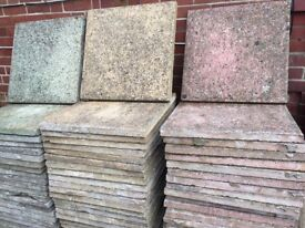 Used paving slabs for sale