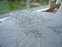 35 Small Wine Glasses