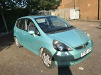 2003 HONDA JAZZ 1.4 I DSI SE 5 DOOR HATCHBACK PETROL MANUAL 5 SEAT CHEAP INSURANCE N CORSA POLO