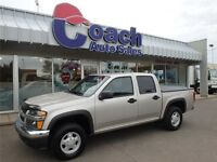 2008 Chevrolet Colorado LS  Truck - Only 41,765 KM - Seats 5