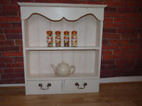 Handmade solid soft wood Wall Cabinet