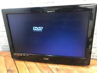 26 Logik L26DVDB11 Full HD 1080p Digital Freeview LCD DVD TV