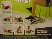 Smart wonder core 6-in-1 new ab sculpting system