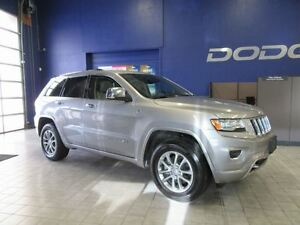 2015 Jeep Grand Cherokee OVERLAND 4X4 w/TECH