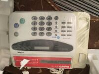 X-MAS SPECIAL OFFER ON SANYO SFX-110