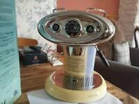 Brand new illy coffee machine