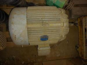 Westinghouse, 50 HP, 326TS, 3 Phase, 575 Volts Electric Motor