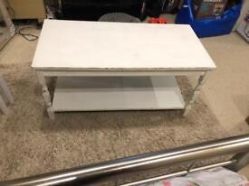Shabby coffee table