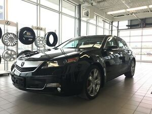 Very Nice: Black/Black AWD TL. Fully Serviced including new bra