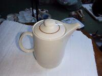 Poole pottery coffee/tea pot