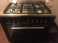 Indesit range cooker