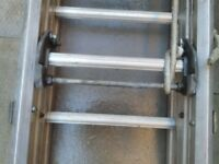 INDUSTRIAL LADDER CLASS 1 DOUBLE SECTION CLIMA