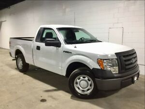 2012 Ford F-150 ! REG CAB! SHORT BOX! NO ACCIDENTS! WE FINANCE!