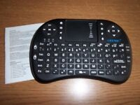 QWERTY WIRELESS MOUSE PAD