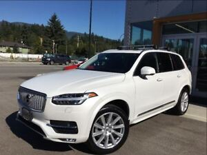 2016 Volvo XC90 T6 AWD Inscription / Vision Package