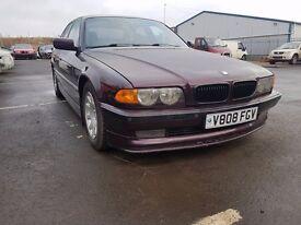 1999 V BMW E38 728i Auto