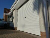 Roller door for garage