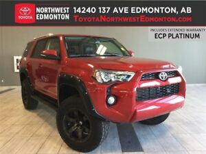 2016 Toyota 4Runner SR5 4X4 | Custom | Nav | Backup Cam | Leathe