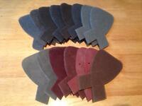 Black and Decker sanding pads