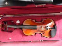 Violin 4/4 by Heritage Academy.
