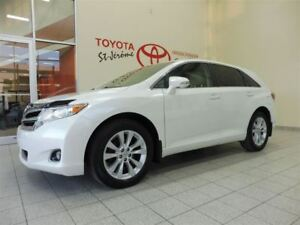 2013 Toyota Venza * MAGS * AIR * FOGS * JAMAIS ACCIDENTÉ *