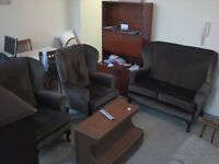 3 Sofas set *Accept offers*