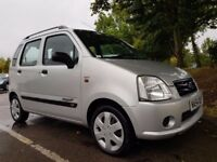 Suzuki Wagon R 1.3 GL (R+) Hatchback 5dr. FULL SERVICE HISTORY. 2 KEYS. LOW MILEAGE. HPI CLEAR.