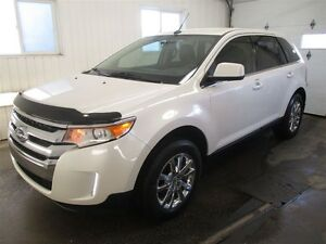 2011 Ford Edge Limited/Aucun accident/CUIR/CAMERA ARRIERE