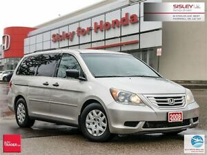 2008 Honda Odyssey LX - in excellent condition