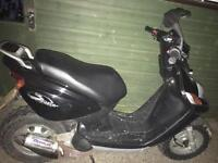 Mbk 50cc scooter