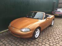 1998 Mazda MX5 Miata Mk2 Just Fully Serviced Cambelt etc.