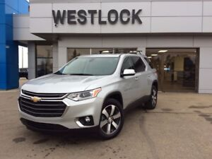 2018 Chevrolet Traverse 3LT 360 Degree Camera
