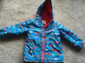 Mini club jacket coat kids boys age 5-6 yrs used good condition £3