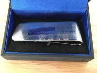 Thomas Nash - Money Clip - Stainless Steel - with box - never used