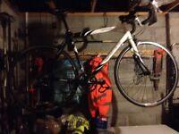 Carrera vanquish bike