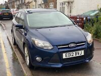 Ford, FOCUS, Estate, 2012, Manual, 1560 (cc), 5 doors CAT S