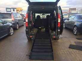 Fiat Doblo 1.3 Multijet Dynamic Estate 5dr Diesel Manual wheelchair access mobility