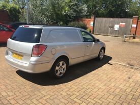 Vauxhall Astra sportive Van 1.7 CDTI
